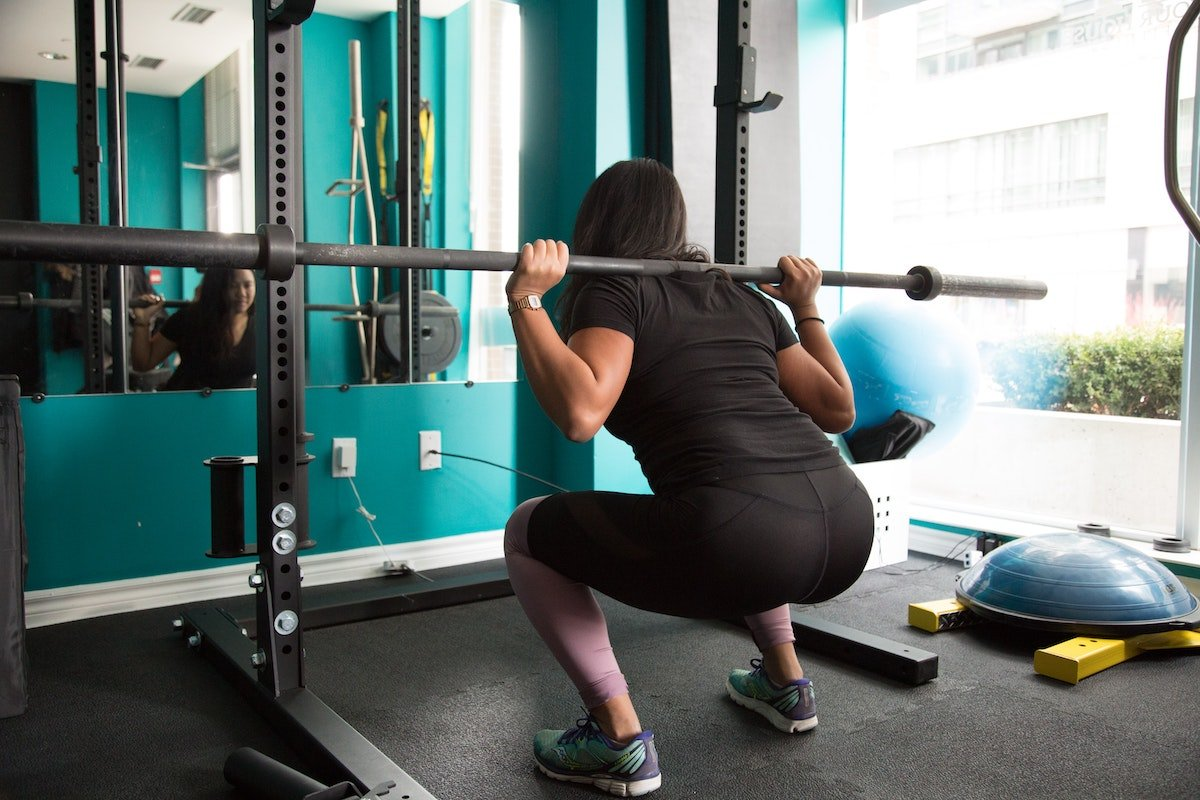 better squat rack workouts