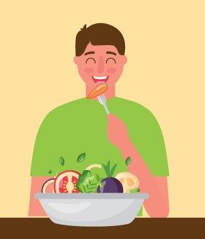 2. Alternate Day Intermittent Fasting